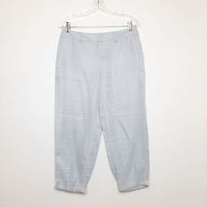 LC Lauren Conrad Silky Cropped Jogger Trouser 6